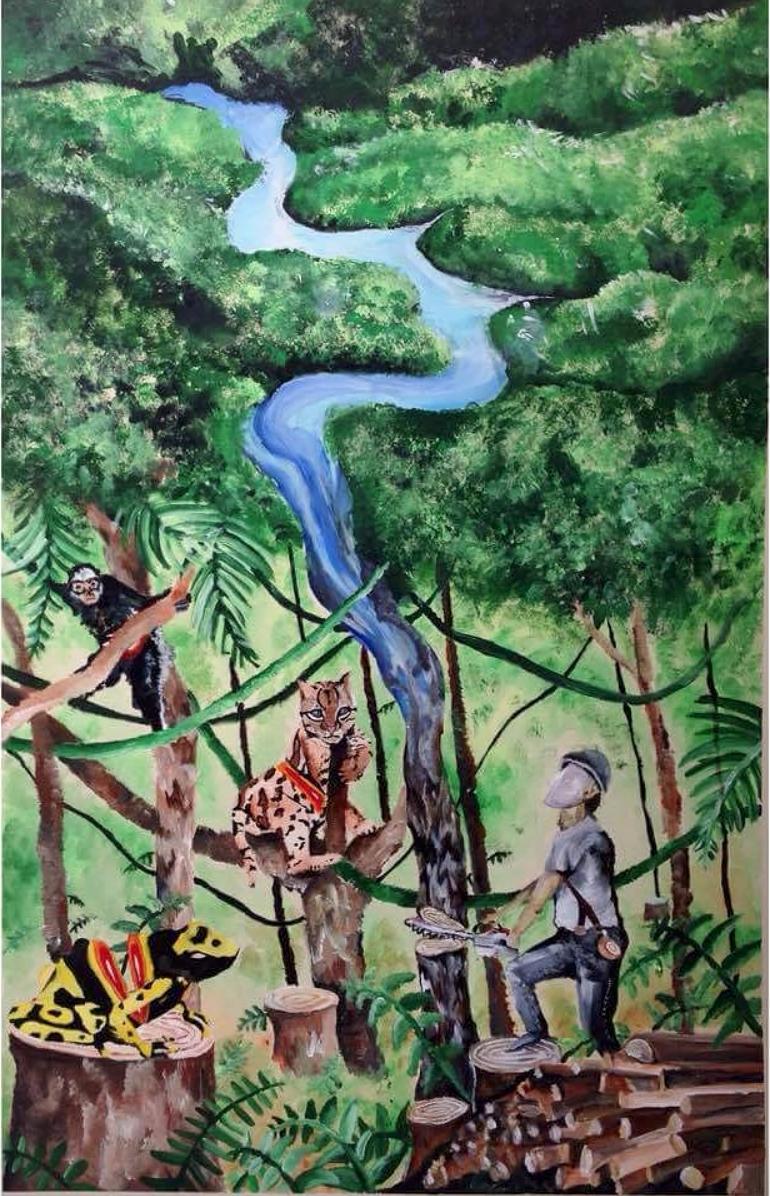 jungle bogen panter dyre race